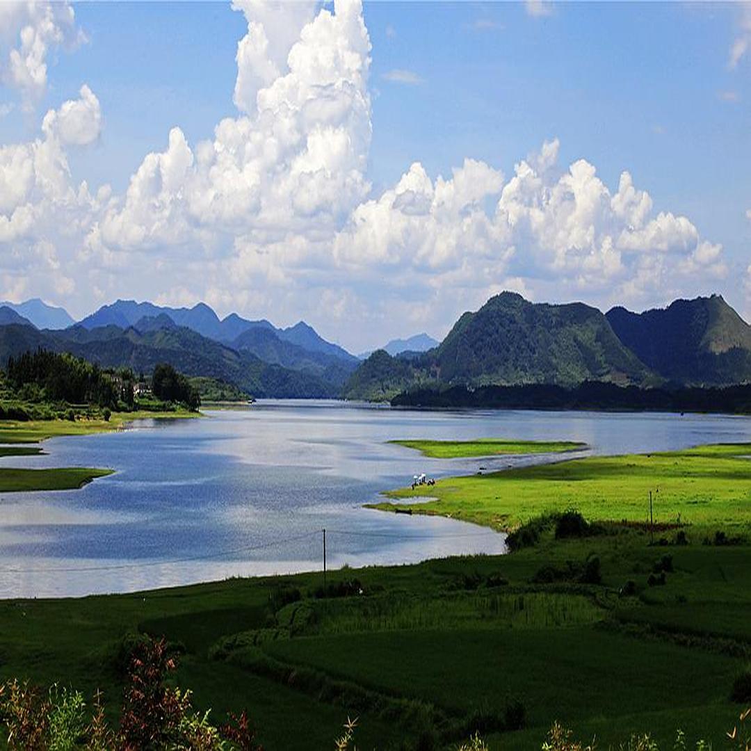 黄山区太平湖景区